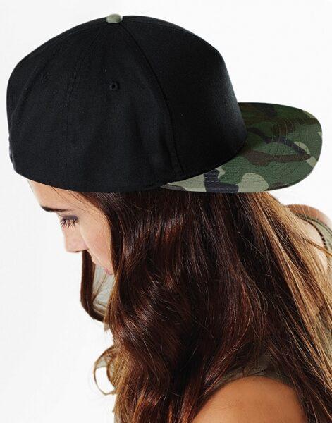 Kamuflāžas cepure ar taisno nagu B691