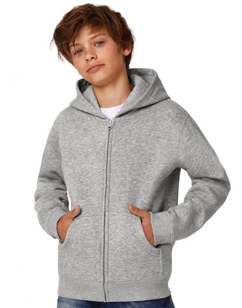 Bērju jaka ar kapuci