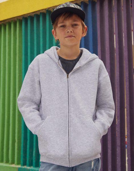 Bērnu Premium jaka ar kapuci