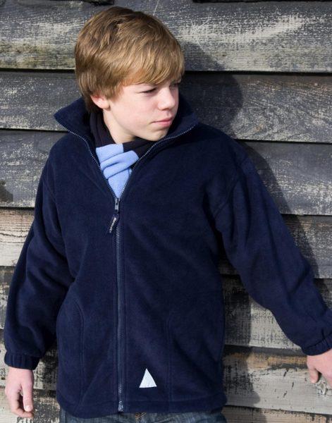 Bērnu flīsa jaka