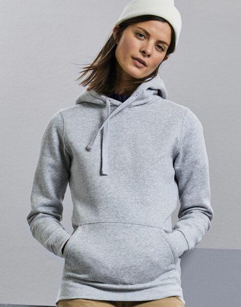 Sieviešu džemperis ar kapuci