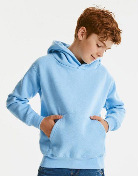 Bērnu džemperis ar kapuci