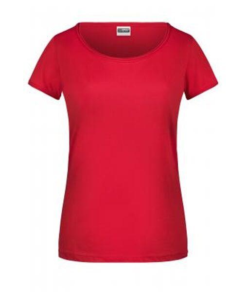 Sieviešu organiskās kokvilnas t-krekls Ladie's-T 8001