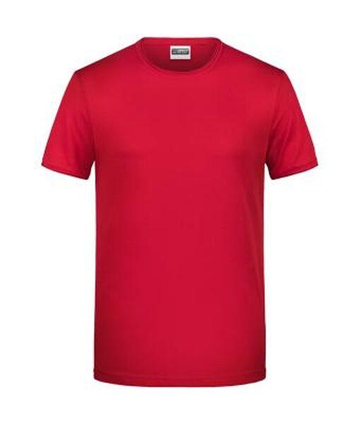 Vīriešu organiskās kokvilnas t-krekls Men's-T 8002