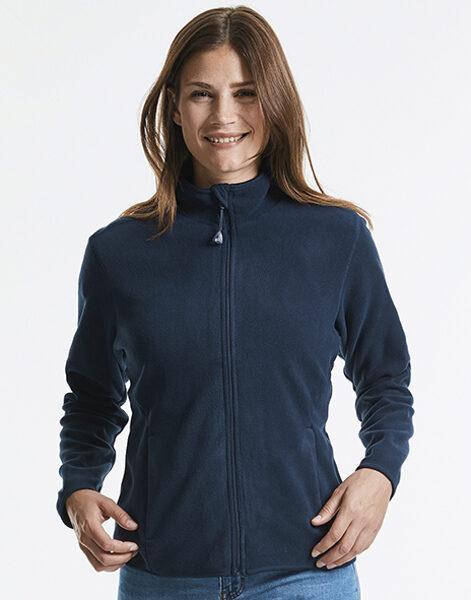 Sieviešu mikroflīsa jaka
