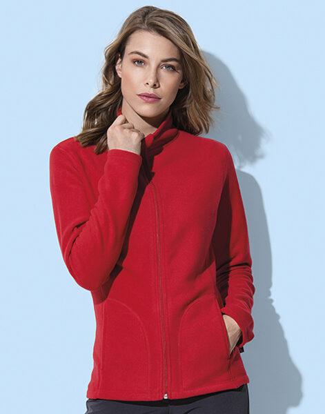Active Fleece sieviešu jaka