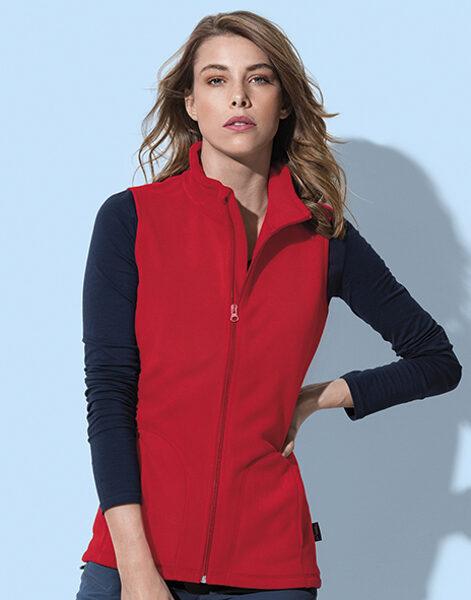 Sieviešu Active flīsa veste