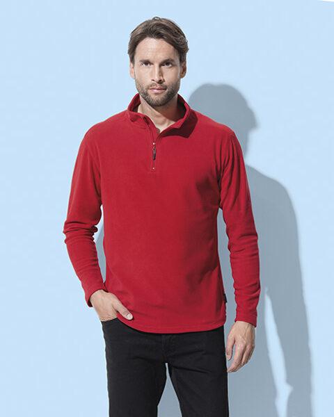 Mikroflīsa džemperis Active Stedman