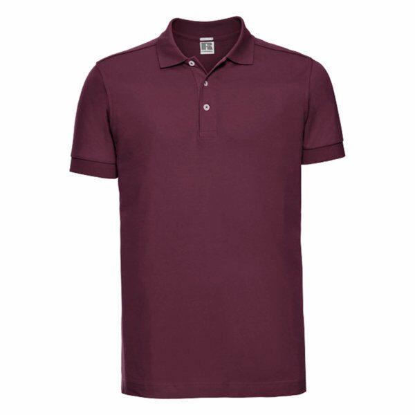 Pieguļošs vīriešu polo krekls