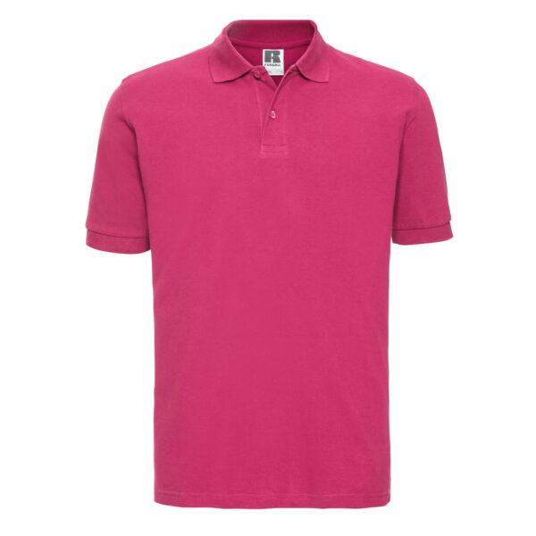 Klasiska piegriezuma vīriešu polo krekls